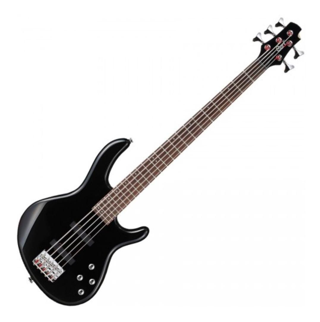 Cort - Bajo Eléctrico Action Bass de 5 Cuerdas, Color: Negro Mod.Action Bass V Plus BK_10