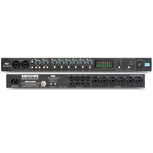 Focusrite - Octopre MKII_25