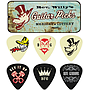 Dunlop - Plumillas Rev. Willy's Mexican con Estuche Mod.RW-T02M_117