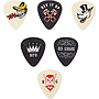 Dunlop - Plumillas Rev. Willy's Mexican con Estuche Mod.RW-T02M